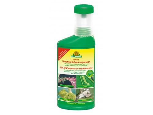 Spruzit tuhohyönteisten torjuntaan, tiiviste