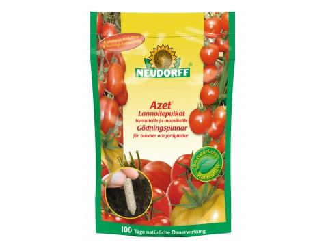 Azet® Lannoitepuikot tomaateille ja mansikoille