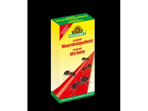 Loxiran Muurahaispuffetin täyttöpakkaus